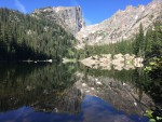 Bear Lake at Rocky Mountain National Park