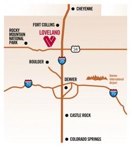 Denver Airport Map Us Airways