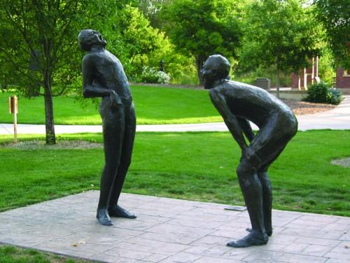 Benson Sculpture Garden Visit Loveland
