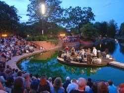 Foote Lagoon Amphitheater
