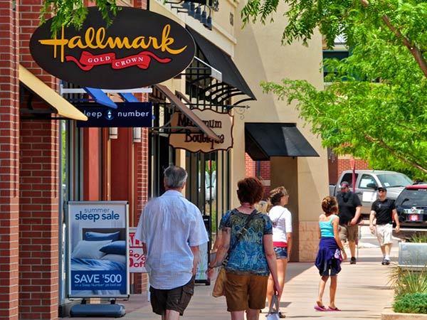 Promenade-Shops