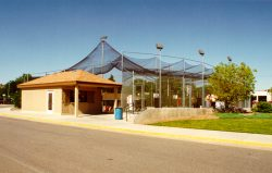 Barnes Complex & Batting Cages at Fairgrounds Park