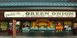Daddy O's Green Onion