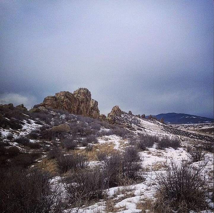 Devil's Backbone, photo by Nathan Timmons