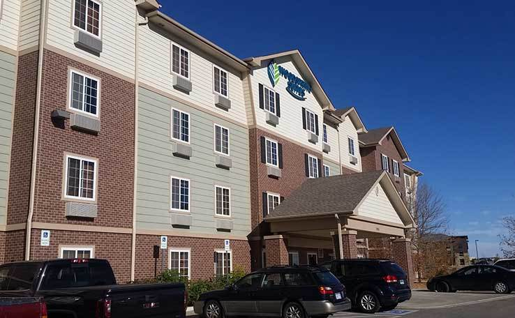 Extended Stay Hotel In Loveland Colorado Easy Access To Ft Collins Co Longmont Greely And Boulder