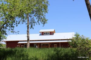 Loveland's New Destination for Wine Lovers, Sweet Heart Winery. from the river