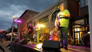 Free Outdoor Music in Loveland, Colorado this Summer. Loveland Downtown District LIVE