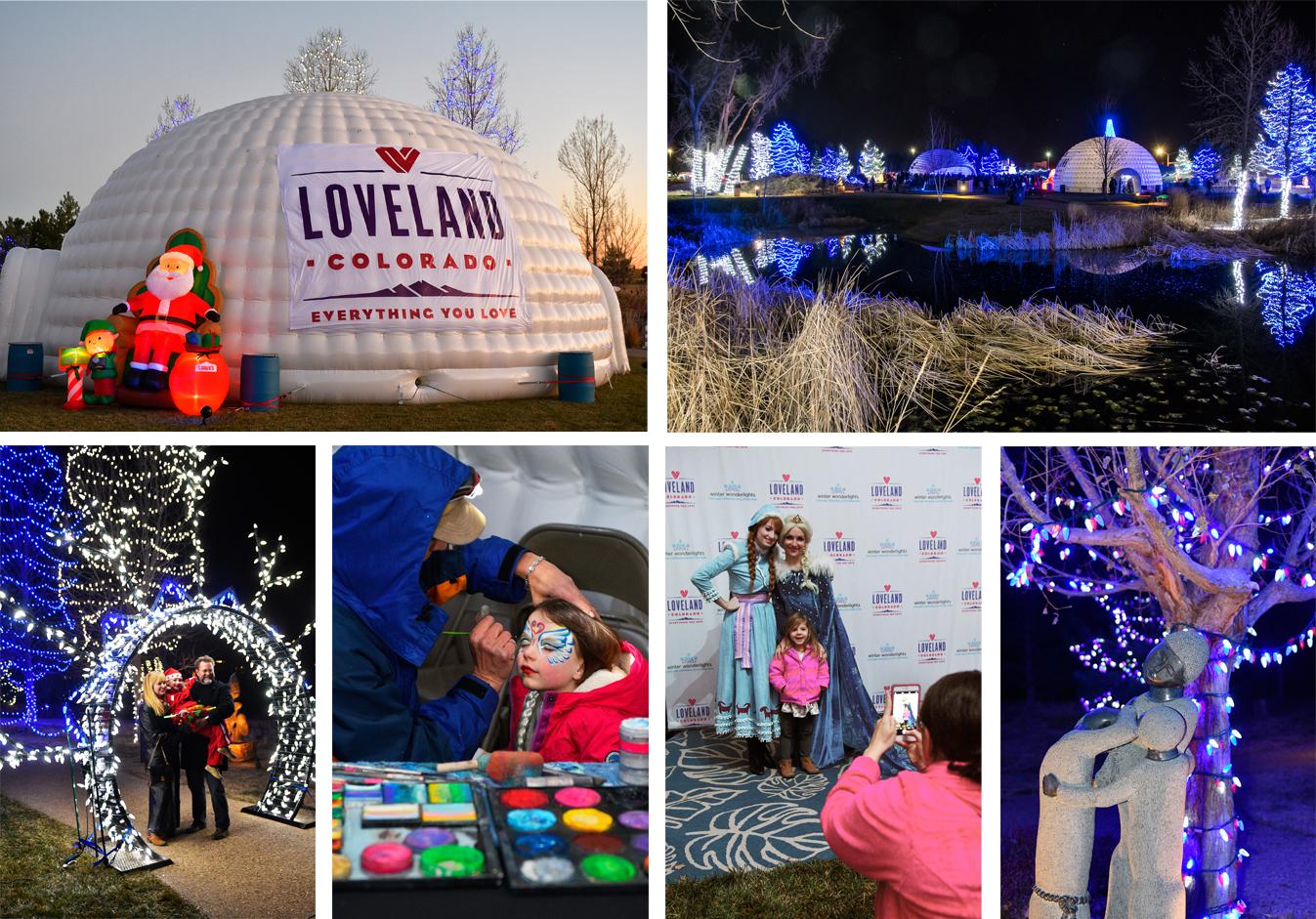 Winter Wonderlights - Visit Loveland