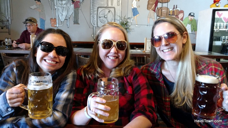 Fall beer in Loveland, Colorado. Grimm Brothers Brewhouse. photo by Ryan Schlaefer