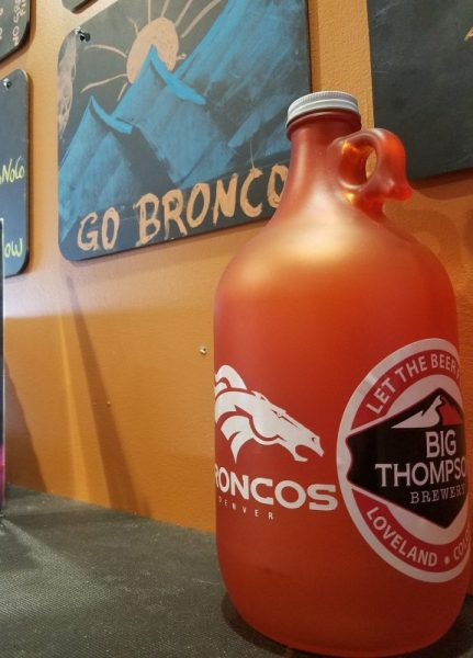 Fall beer on tap in Loveland, Colorado. Big Thompson Brewery from Facebook