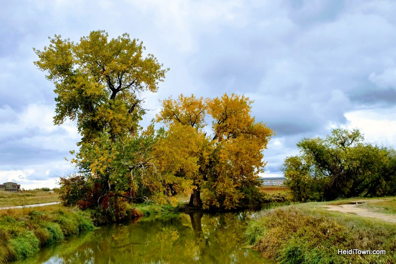 Five Ways to Enjoy Fall in Loveland, Colorado. Loveland in fall, by HeidiTown.com