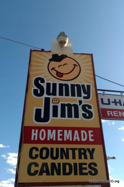 Shopping Loveland, Colorado for the Holidays. Sunny Jim's 2. Photo by Heidi Kerr-Schlaefer