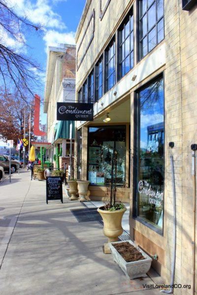 Shopping Loveland, Colorado for the Holidays