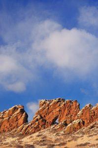 Devil's Backbone Open Space & Life. Loveland, Colorado