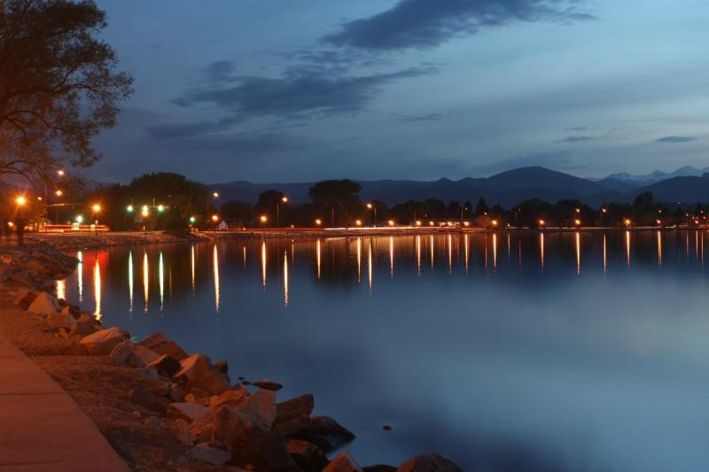 Lake Loveland, Photo by Mark Morris 1