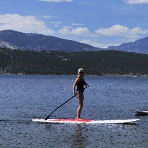 On the Water in Loveland, Colorado. Photo by Josh Hardin