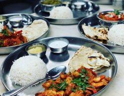 Himalayan Curry and Kebob