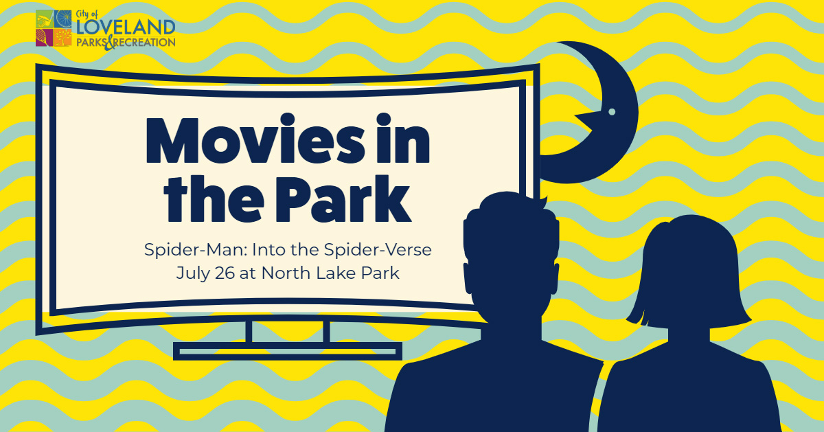 Movies in the Park - Spider-Man: Into the Spider-Verse - Visit Loveland