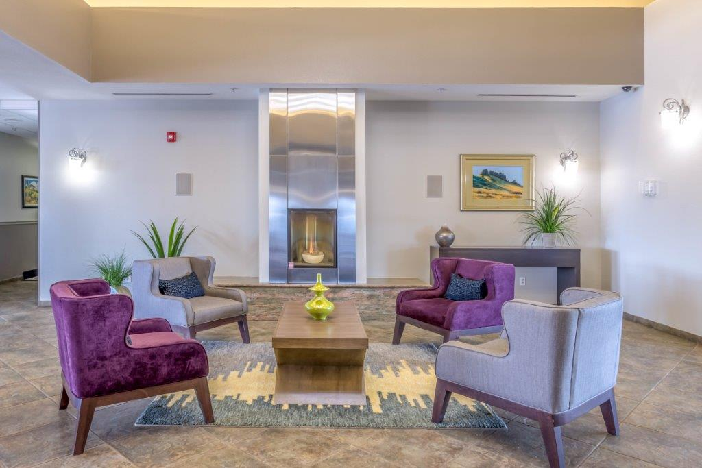La Quinta Loveland Lobby