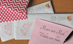 Loveland Valentines Stamped