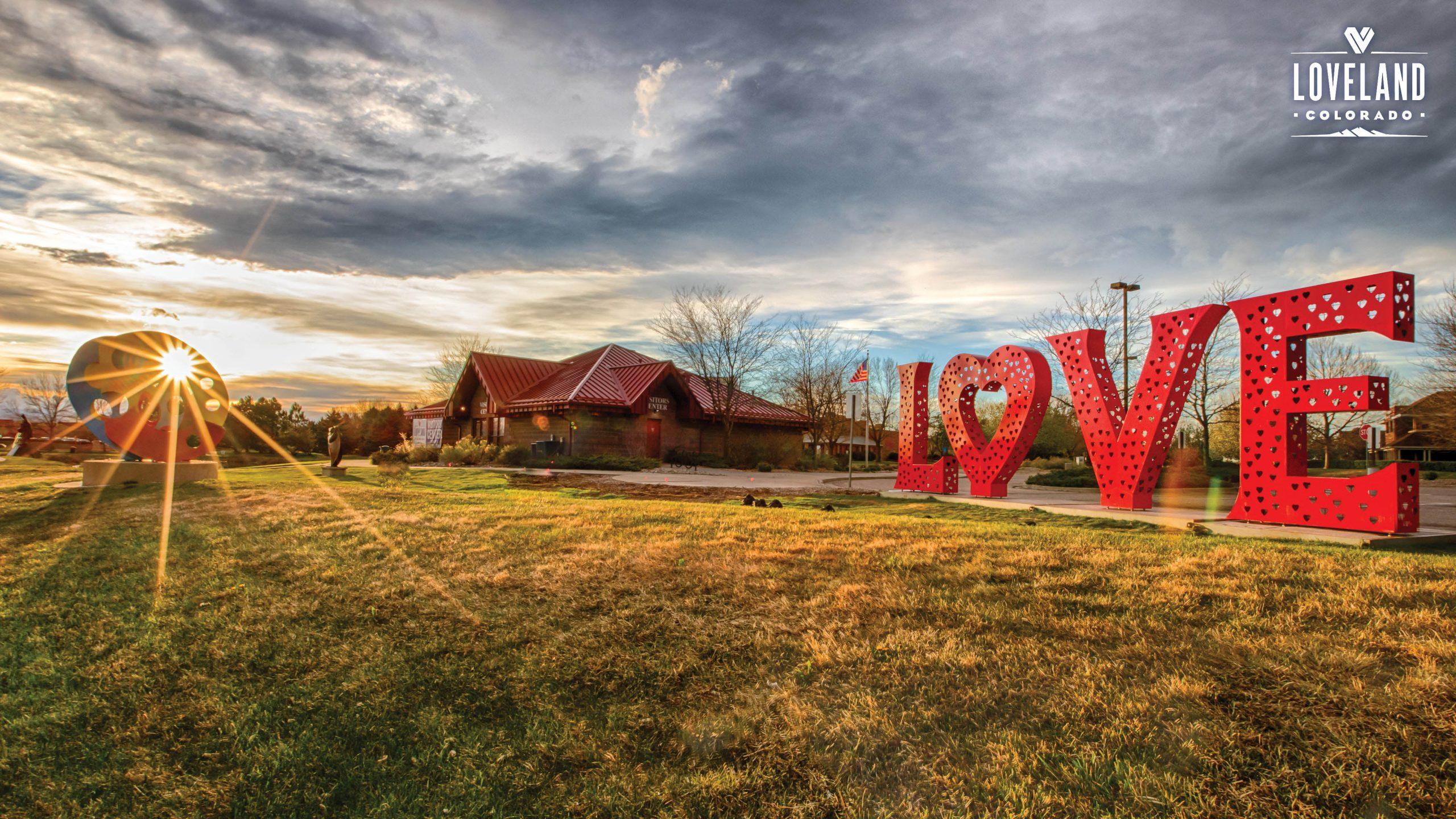 Zoom Backgrounds - Visit Loveland