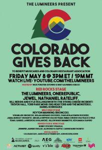 Colorado Gives Back