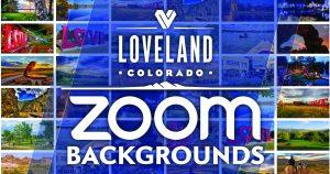 Loveland Zoom Backgrounds
