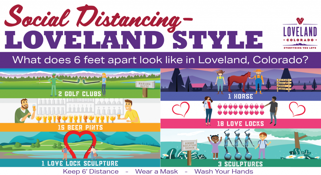 Social Distancing - Loveland Style